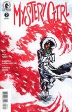 Mystery Girl #2 (NM)`16 Tobin/ Alburquerque