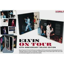 ELVIS ON TOUR - 45th ANNIVERSARY DELUXE EDITION 9 CD/book Sealed