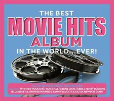 The Best Movie Hits Album in the World Ever   - CD Album  -  New!