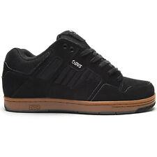 DVS Enduro 125 Trainers Shoes Black Gum Suede