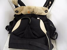 Ergobaby Four Position 360 Baby Carrier Black/Camel - Discontinued