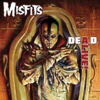 MISFITS - DE A.D.ALIVE  CD  HARD & HEAVY / PUNK ROCK / METAL  NEU