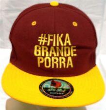 """#Fika Grande Porra"" Pit Bull Snapback One Size Fits Most New"