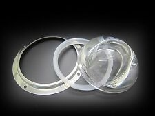 100mm Batwing Optical Glass Lens Reflector Mounting Holder Ring For LED Light