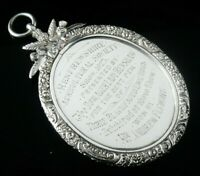 Exceptional Large Silver Agricultural Medal, Refrewshire Ewe Hogs 1923