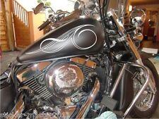 Tank Aufkleber Für Harley Suzuki Chopper Bike R. u. L.  112-04 P1