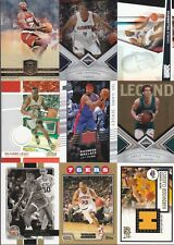 HUGE BASKETBALL CARD COLLECTION GAME USED AUTO SERIAL NUMBERED WHOLESALE LOT