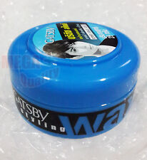 GATSBY Hair Styling Wax Hard and Free From JAPAN 25 g