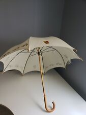 Vintage Porsche Parasol Umbrella - Rare collectible memorabilia