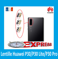 HUAWEI P30 LITE PRO Vitre arriere camera Lentille appareil photo Lens verre back