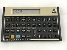 HP 12C Gold Financial Calculator **Made in USA **
