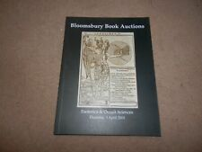 Bloomsbury Book Auctions Catalogue Esoterica and Occult