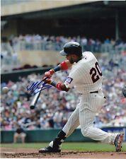 22d58590ab9 Eddie Rosario Minnesota Twins Original Sports Autographed Items for ...