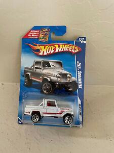 Hot Wheels Jeep Scrambler Heat Fleet V47