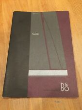 Bang & Olufsen   Beocom 4  User Guide  Complete and unsealed