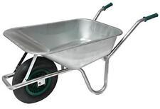 Schubkarre 100 ltr. bis 200 kg vollverzinkt Gartenkarre,Bauschubkarre,Baukarre