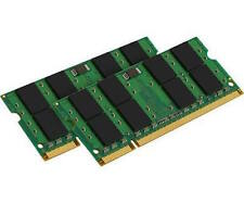 Mémoires RAM DDR2 SDRAM Kingston, 4 Go par module