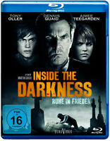 2 KRIMI / 2 BLU RAY * Inside the Darkness + The Reluctant Fundamentalist NEU/OVP