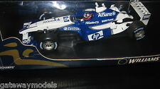 MINICHAMPS 1.18 F1 WILLIAM BMW FW25 J P MONTOYA  COMPAQ  2003 LTD ED AWESOME