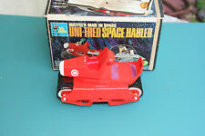 Mattel 1968 Major Major Matt Mason Working Uni Tred Space Hauler in Box Nice