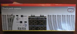 Hornby Track Pack System C R8017 00 Gauge Train Set Model Railway