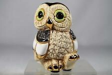 DeRosa Rinconada Family Collection NEW 'Baby Winter Owl I'  #F385A New In Box