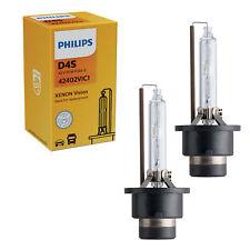2 x PHILIPS D4S Xenon Vision Autolampe Scheinwerfer OE Qualität 42402VIC1