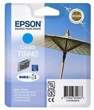 EPSON T0442 CIANO STYLUS C64-C66-C84-C86-SERIES CX3600-CX3650-CX6400-CX6600 ORIG