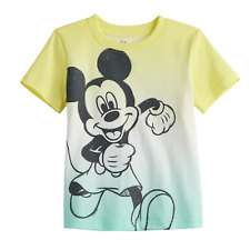Disney's Mickey Mouse Baby Boy Dip Dyed Graphic Tee by Jumping Beans®