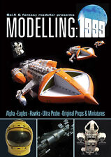 Modelling Space 1999 - Moonbase Hawk & Eagle Transporter