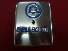 Vintage Bell South Western Electric Vault Door Payphone Pay Phone AT&T Payphones