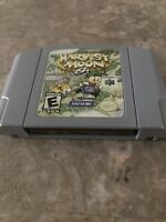 Harvest Moon N64 Nintendo 64 Game Authentic - Fast Free Shipping