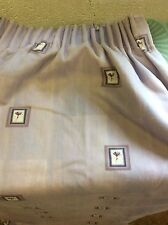 Unbranded Cotton Blend Traditional Curtains