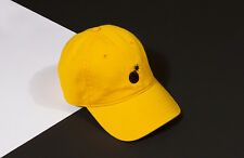 THE HUNDREDS SOLID BOMB DAD CAP YELLOW BNWT
