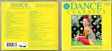 """RARE  Dance ClassicsPop Edition Vol. 72CDRDM249201223 MAXI 12"""" VERSIONS"""