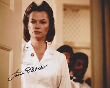 Louise Fletcher HAND SIGNED 10x8 Photo Autograph One Flew Over The Cookoo's  D