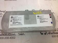 2008 BMW 750i Communication Voice Input Module trunk mounted 84.10 9181230-02