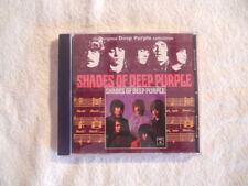 "Deep Purple ""Shades of DP"" 2000 cd Ed. Remastered Collection  NEW"