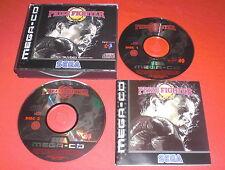 Mega-CD 1 & 2 : Prize Fighter [PAL] Megadrive Console *JRF*