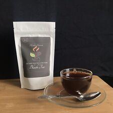 Karibu Harvest Premium High Quality Loose Leaf Black Tea 4oz 25-30 Servings