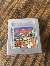 Dr. Mario Nintendo Game Boy