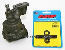 Melling M55 SBC Chevy Oil Pump STD. Volume ARP 230-7001 HP Oil Pump Stud 327 350