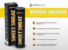 Sports Research Sweet Sweat Workout Enhancer Gel - 6.4 oz