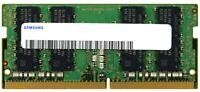 SAMSUNG M471A2K43CB1-CTD 16GB 2Rx8 DDR4 21300 PC4-2666 NONECC LAPTOP MEMORY RAM