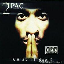 2Pac - R U Still Down? (Remember Me) (NEW CD)