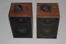 1 Paar Lautsprecher Regallautsprecher Kompaktboxen Regalboxen