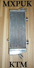 KTM250SXF 2013 LEFT SIDE RADIATOR PERFORMANCE SXF KTM 250 MXPUK 2013 (058B)