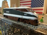 Ho Scale Athearn RTR Amtrak Northwest F59PHI Powered Diesel KADEE new detailed!