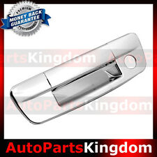 FOR DODGE RAM 1500 PICKUP TRIPLE CHROME REAR DOOR TAILGATE HANDLE COVER TRIM
