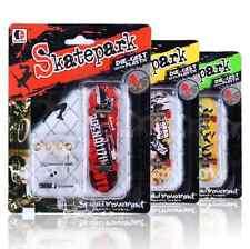 Finger Sports Board Tech Deck Skateboard Boy Kids Xmas Birthday Gift Repair Tool